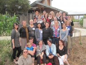 AdaCamp participants